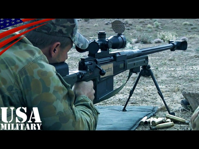 AW50 対物スナイパーライフル (50口径 12.7mm) - AW50 .50 Caliber Anti-materiel Rifle