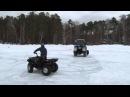 Руский дрифт на тракторе 2 (полная версия)