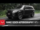 Range Rover Autobiography LWB | Vossen VFS-1 | Vossen Russia