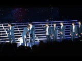Xiumin's Birthday + EXO Refuses to Leave Stage @ K-Friends Concert