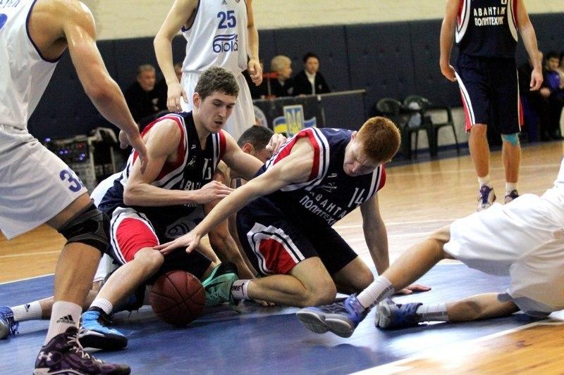 Харьковские баскетболисты стали элитными