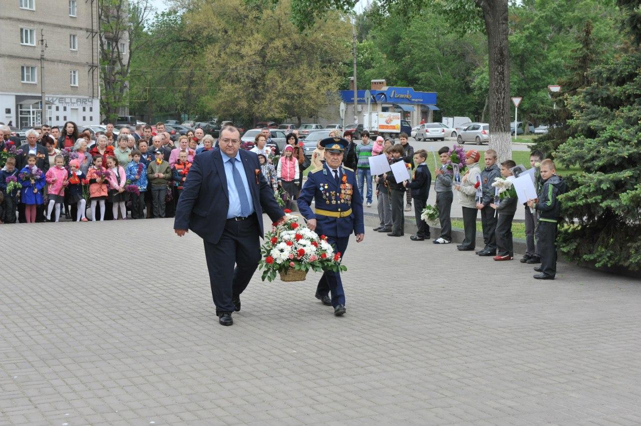 ТАГМЕТ поздравил ветеранов с Днем Победы