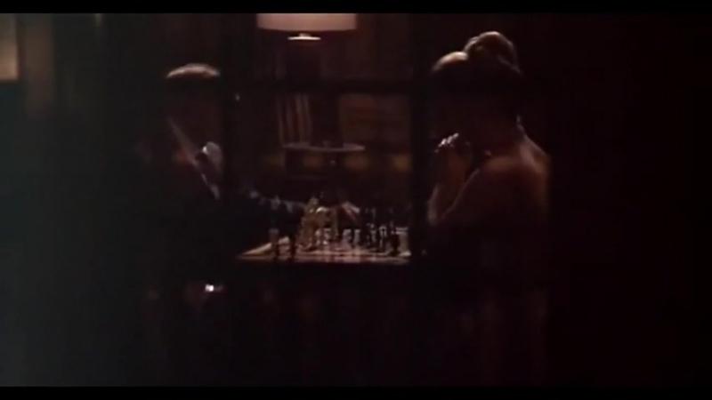 «Афера Томаса Крауна» 1968 (отрывок) (Фэй Данауэй и Стив Маккуин)