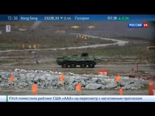 Русское оружие. Космическая программа, танк-невидимка, робот-спринтер