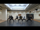 [Dance Practice] GOT7 - Love Train (Front Ver.) @ Love Train Limited Edition B Version