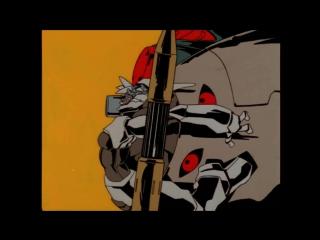 Trava Fist Planet / Трава Межпланетный кулак OVA (Cuba77)