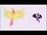 Девушки эквестрии игры дружбы Сансет против Твайлайт