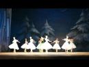 Танец снежинок. Гномики. 07.01.2016. ДК Выборгский.