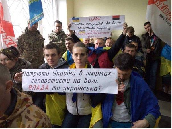 Подозреваемый в государственной измене Краснов прекратил голодовку - Цензор.НЕТ 4188