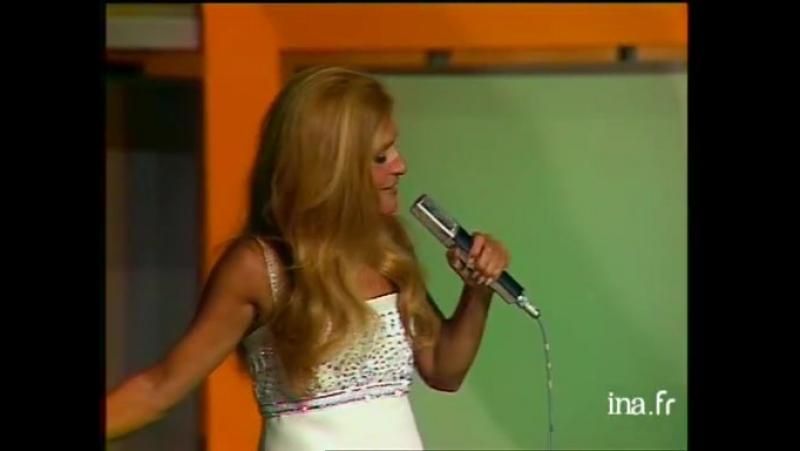 Dalida - Gigi l'amoroso 11.04.1974 (Domino (2e chaine)