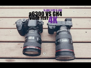 Sony a6300 VS Panasonic GH4 (Which one is better?)
