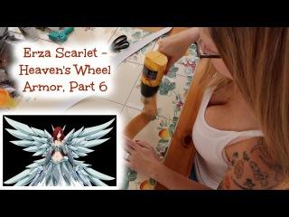 Erza Scarlet - Heaven's Wheel Armor Cosplay, Part 6