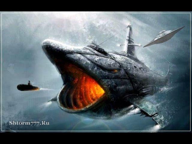 Подводные призраки - НПО. Ужас морских глубин - квакеры.
