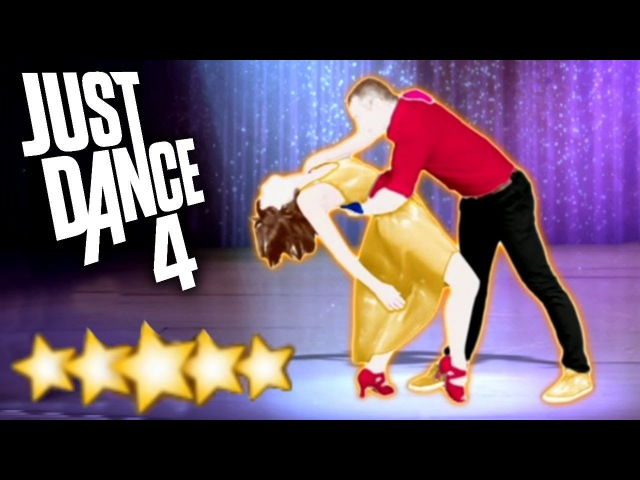 (Ive Had) The Time Of My - Just Dance 4 - Full Gameplay 5 Stars