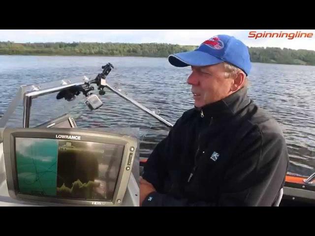Смотри сквозь воду: как найти самые рыбные места на реке