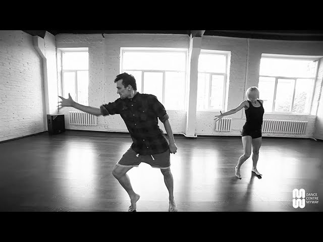 Fink - Foot In The Door modern fusion workshop by Kostya Koval - Dance Centre Myway