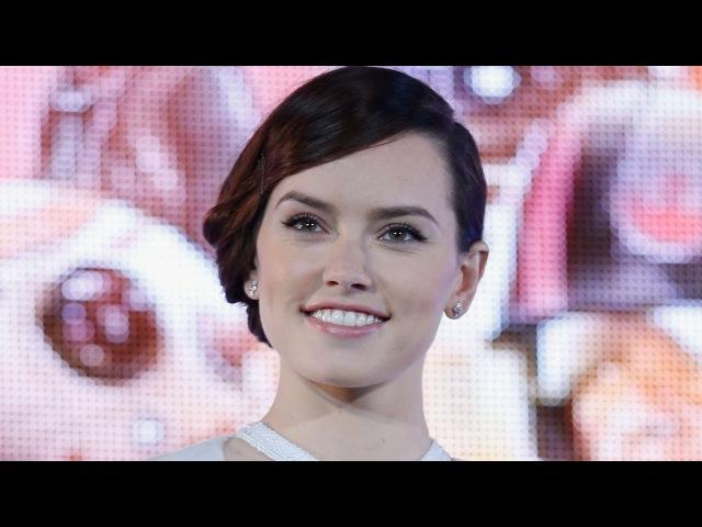Об актере 4 - Дэйзи Ридли работала ОФИЦИАНТКОЙ В БАРЕ до съемок в Звездных войнах