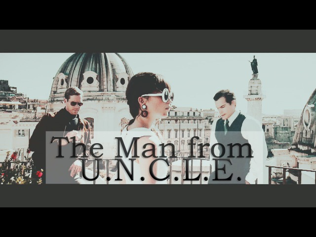 The Man from U.N.C.L.E.   Ready or Not