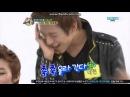 [ B.A.P ] Daehyun high note~~ @ Weekly Idol кфк