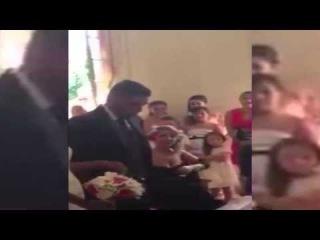 Un fan dio el 'sí' en su boda al estilo de Cristiano Ronaldo