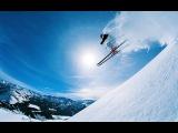 Gopro Skiing at Feldberg (Schwarzwald)