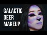 Galactic Deer Makeup  Marcella Febrianne