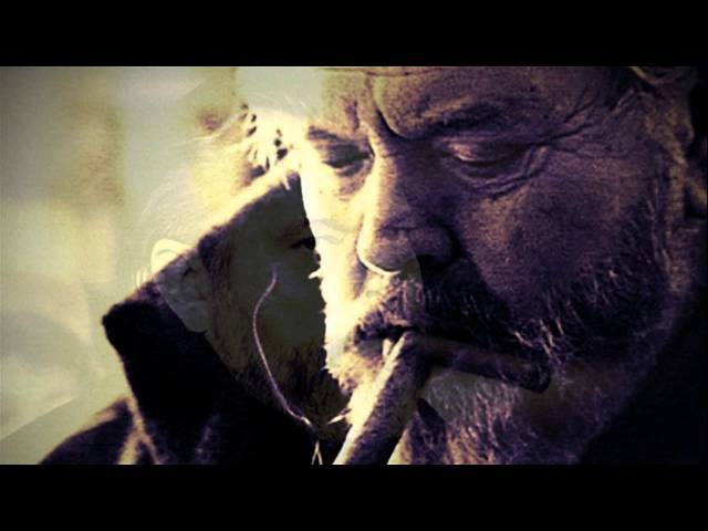 Orson Welles I Know What It is To Be Young 1984