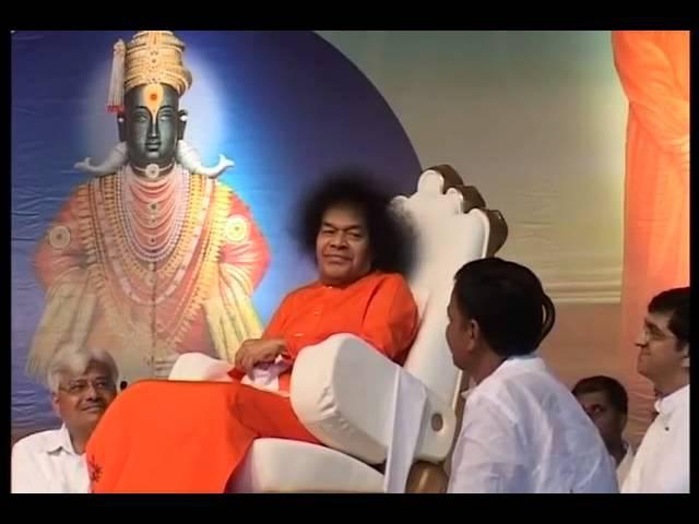 2009-10-30 Визит и Открытие Ашрама Шри Сатья Саи Пандуранга Кшетра