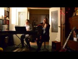 Ellie Goulding - Love me like you do (cover by mkn_alens and rina_chet)