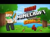 Minecraft Мини-игры: #4 - Крокодил: Учимся рисовать!