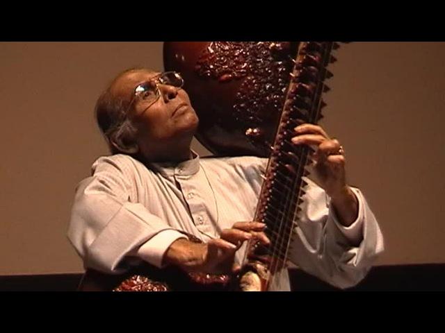 Ustad Asad Ali Khan Raga Yaman Kalyan Rudra Veena Rudra Vina Dhrupad Dresden 4th May 2003