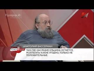 Анатолий Вассерман: Точка зрения Борис Ельцин РОССИЯ 90г