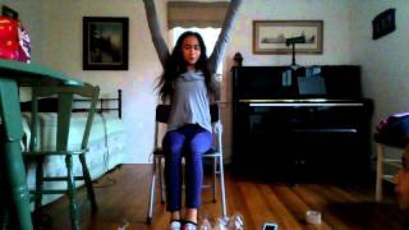 Dressy ecape challenge (ducktape challenge)! / Christina Keller