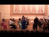 F. Kreisler(A. Dvorak) - Slavonic Fantasie h minor E. Shpagina, CO Kremlin