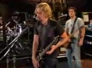 Nickelback - Follow You Home (AOL sessions 2005)
