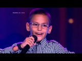 Miguel cantó O' Sole Mio de E. di Capua y G Capurro - LVK Col - Audiciones a ciegas – Cap 3 – T2