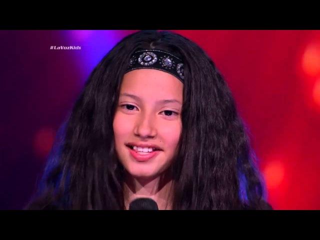 Keyla cantó Sueños rotos de Pablo Domínguez - LVK Col - Audiciones a ciegas – Cap 2 – T2