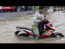 Наводнение в Индонезии: 200 пострадавших. Фото. Видео