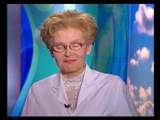 Здоровье (Первый канал, 12.04.2003) Дана Борисова