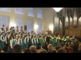 Зачет по детской практике с хором