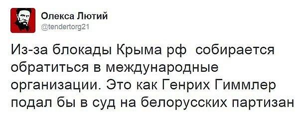 """Проект резолюции оккупантов о """"нарушении"""" Украиной прав человека в Крыму лишен смысла, - правозащитник - Цензор.НЕТ 6756"""
