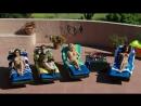 Aria London, Heather Paige Cohn, Mindy Robinson Nude Road Hard (2015)
