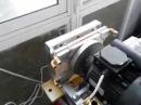 Магнитный теплогенератор - видео№2
