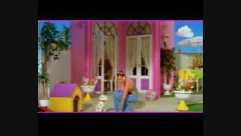 Aqua Barbie girl Official music video HD