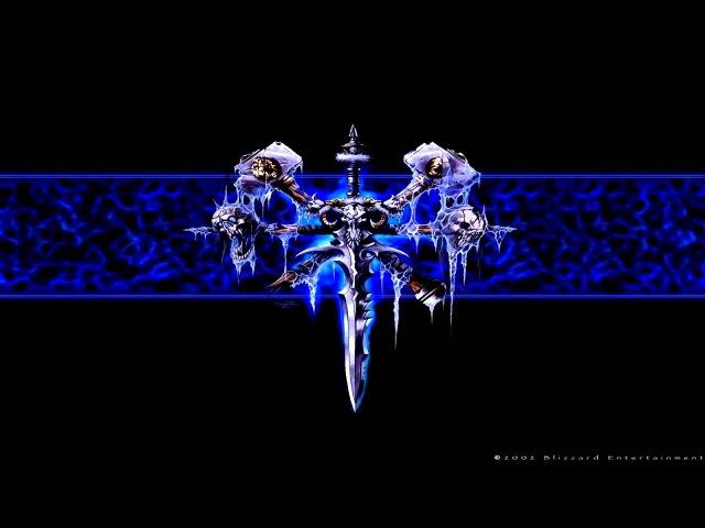 Warcraft 3 - Нежить, послушник.