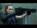 BTS | Cara Delevingne in Call Of Duty: Black Ops III
