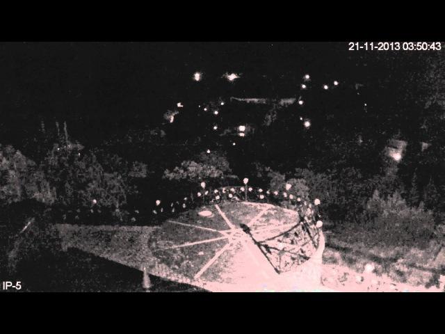 Метеорит над Крымом Ласточкино гнездо 2