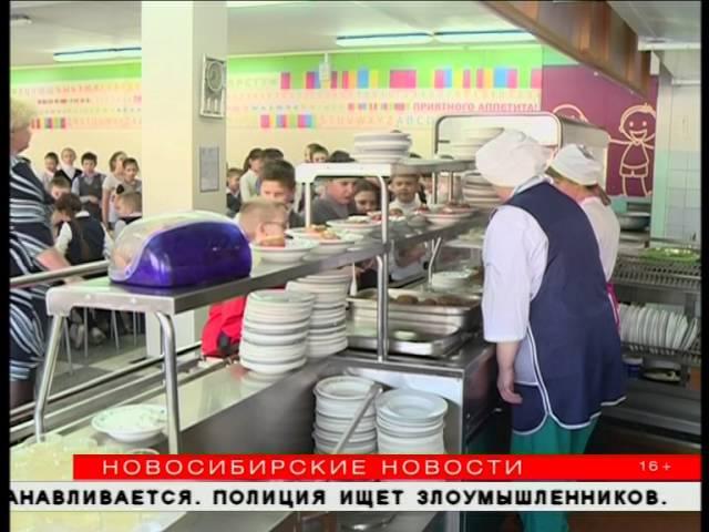 Депутаты горсовета Новосибисрка хотят увеличить размер дотаций на школьные обеды