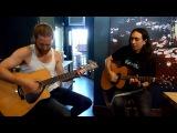 Alcest Live Acoustic performance @ Vacation Vinyl, Los Angeles, CA 10313