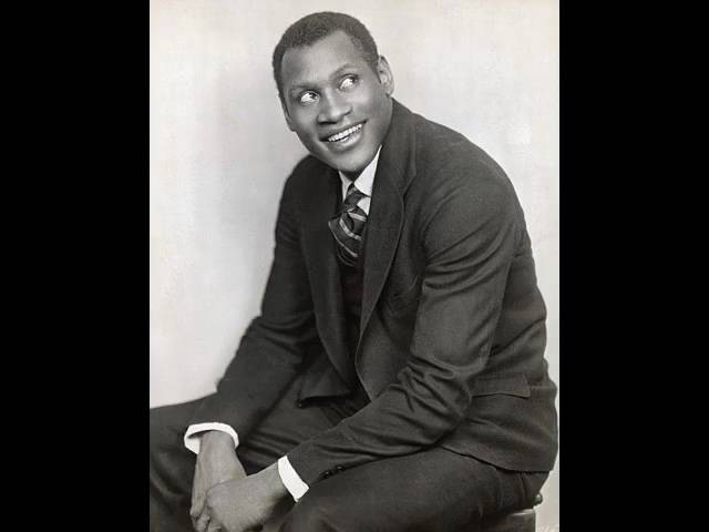Paul Robeson Sixteen Tons